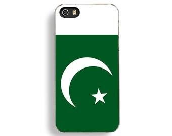 Flag of Pakistan iPhone 5/5S Case - iPhone 4/4S Case - iPhone 5C Cases - Pakistanian Flag