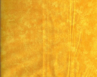 45'' Moda Fabrics Marble Flannels Bright Yellow F9870 by the Yard