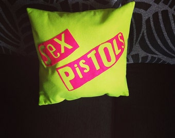 Cushion Sex Pistols