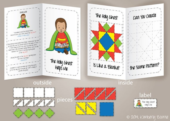 primary 7 holy ghost lesson The holy ghost helps me this printable lesson kit is designed to help you teach young children about the holy ghost and how he helps them perfect for family home evening or sunbeam (primary 1) lesson 7.