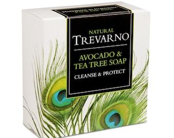 Trevarno Avocado & Tea Tree Soap