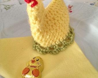 Chicken egg cozy