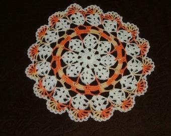 New Hand Crocheted Doily