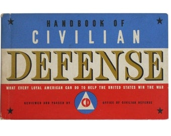 Civilian Defense book