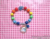 Bracelet *Rainbow Pony*...