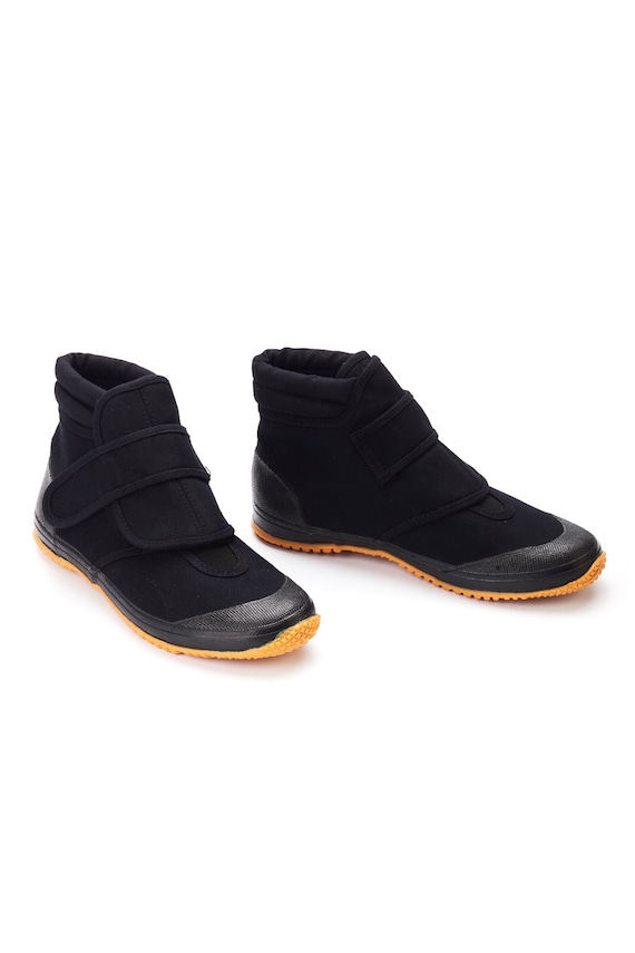 Japanese Vegan shoes : Ankle-high, ultra-light!  trainers  UNAGI by F U G U,