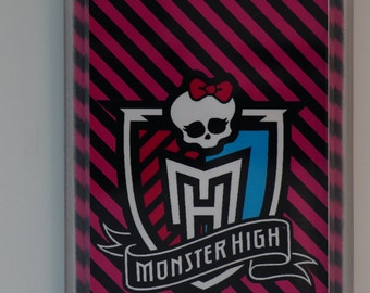 Customized luggage tag/ bag tag/ ID tag of monsters high