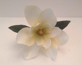 Gum Paste Magnolia