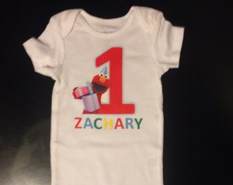 Baby's first birthday shirt!