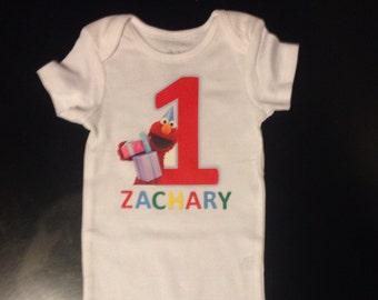 Baby's first birthday shirt!
