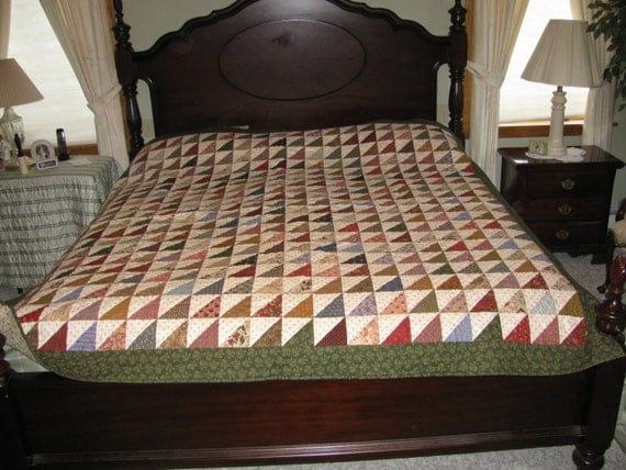 King Size Bed Quilt Inches