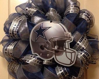 Dallas Cowboys Wreath !