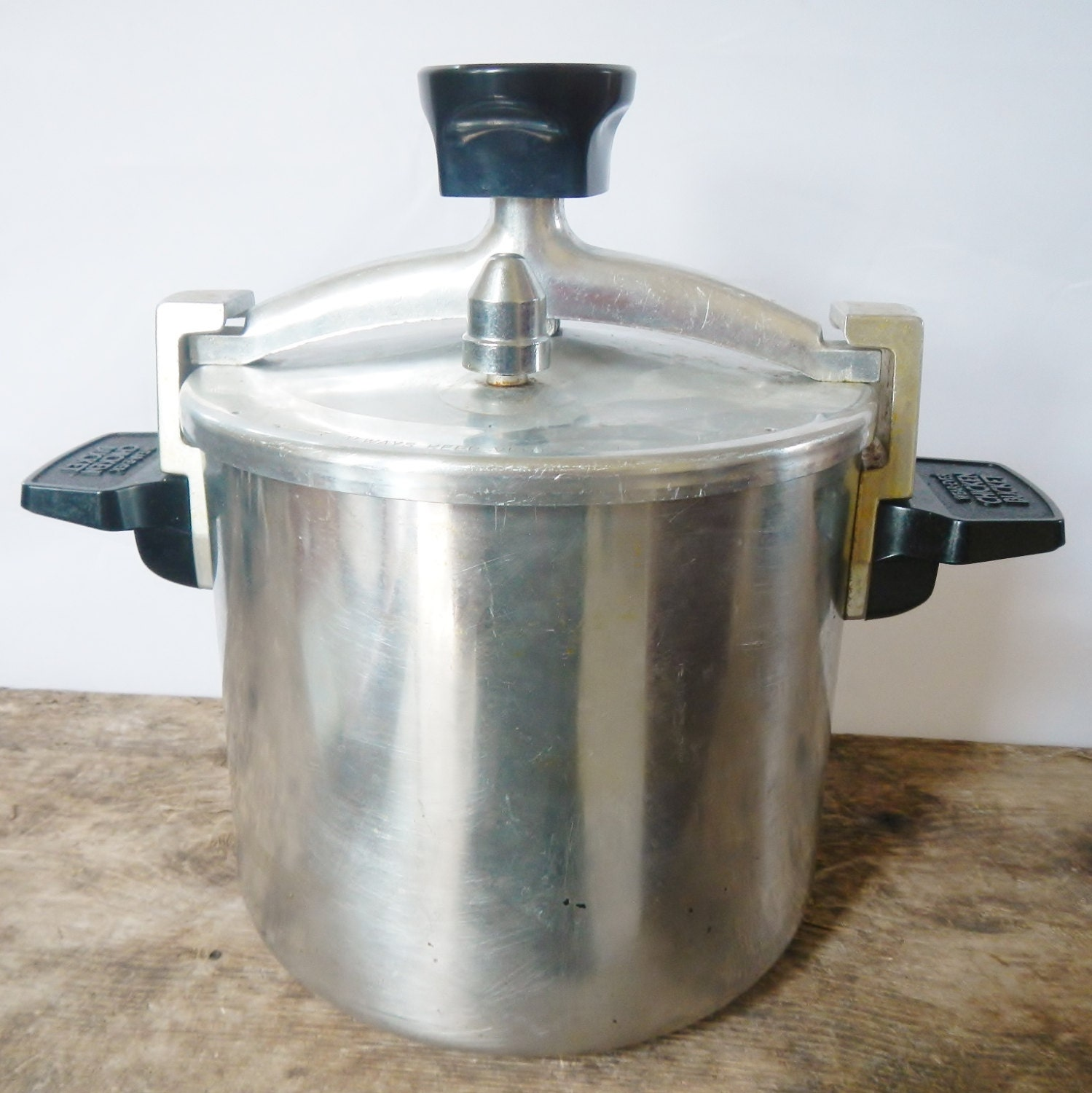 Vintage Wear Ever Chicken Bucket Low Pressure Fryer 6
