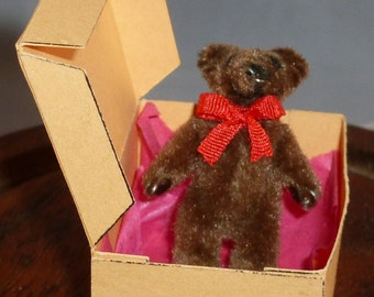 The Bodriggy Bear, a miniature made by Jay's Crafts