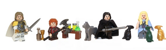 Custom GoT lego