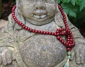 Customised Prayer Beads with 10mm Gemstone Guru - Malas Made with Love!