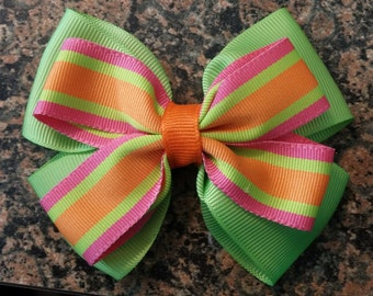 4 inch hairbow