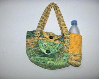 """handbag """"Lime"""""""