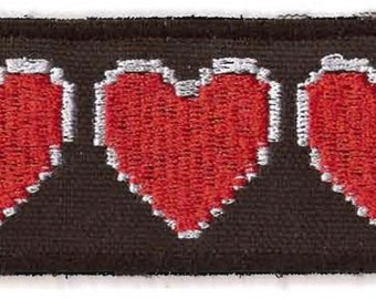 Heart Containers patch