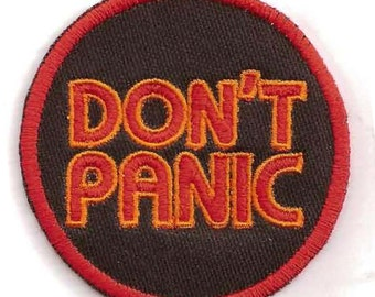 Don't Panic patch