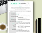 Resume Template⎥Cover letter #453