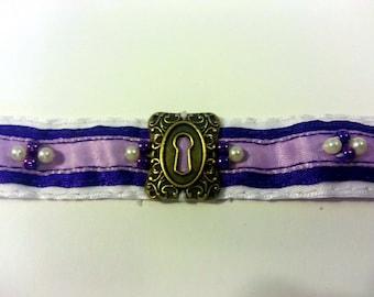 Violet and Lavender Lock