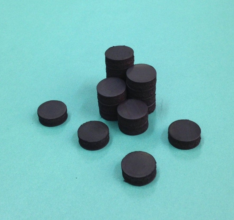 Quantity 20 ceramic magnets 1 2 13 mm small craft for Small magnets for crafts