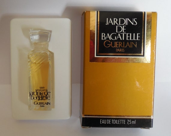 Jardins de bagatelle of guerlain perfume by lydiecollection for Bagatelle jardin