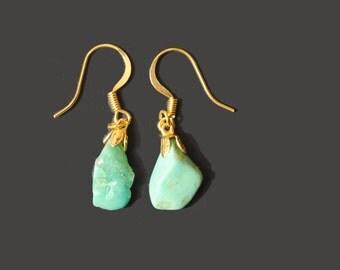 Colorado Turquoise Earrings