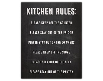 Funny office kitchen rules pictures to pin on pinterest for Y kitchen rules 2018