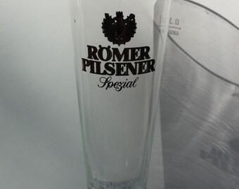 German Romer Pilsener Special 0.3 l Rastal Beer Bier Glass