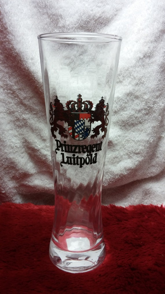 German naked lady beer glass