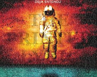 "Brand New ""Deja Entendu"" Lyrics Print"