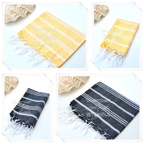Dish Towel SET Of 4 Country Kitchen French Kitchen Cloth Linen