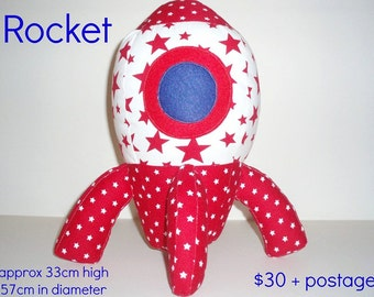 Rocket Softie
