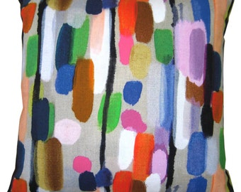 Delaunay cushion cover