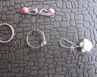 fantaisy jewelry earring and ring