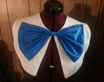 Adult Tweedle Dee & Tweedle Dum Collar with Bow