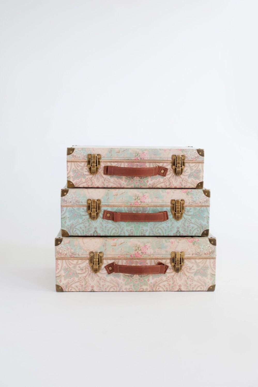 Vintage Looking Suitcases 52