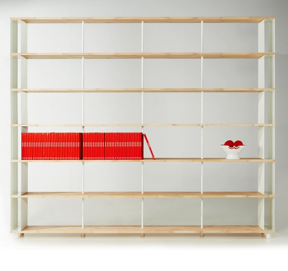 modular bookcase skaffa solid wood b cherregal by. Black Bedroom Furniture Sets. Home Design Ideas