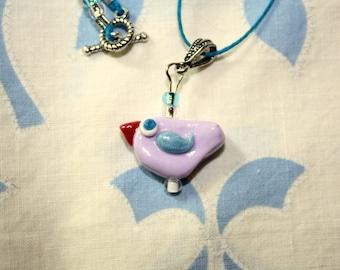 Sweet Tweet Necklace