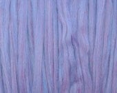 MERINO PENCIL ROVING ideal for Spinning, Felting and Weaving. Unspun Pin-Drafted Merino Wool Combed Top, Lilacs by Living Dreams, 4oz