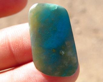 Gem Silica Cabochon 100% All Natural Free-Formed Ray Mine, Arizona