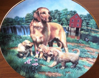Golden Retrievers by Robert Christie - Classic Sporting Dogs Collection