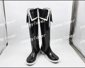 Vocaloid Black Rock Shooter Custom Made Cosplay Boots/Shoes