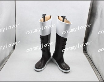 Axis Powers Switzerland Custom Made Cosplay Boots/Shoes