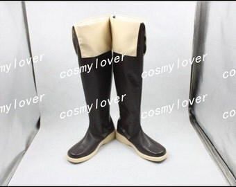 Axis Powers French Custom Made Cosplay Boots/Shoes