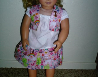 18 inch girl doll clothes