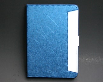 On Sale!!!! iPad 5 Case, iPad5 Case, Leather iPad 5 Case, Leather iPad5 Case,  Blue iPad 5 Case, Blue iPad5 Case, Blue Leather iPad 5 Case