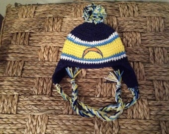 sports baby chargers beanie